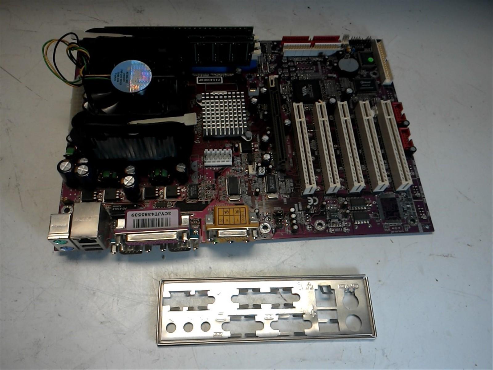 P4x400dbp motherboard