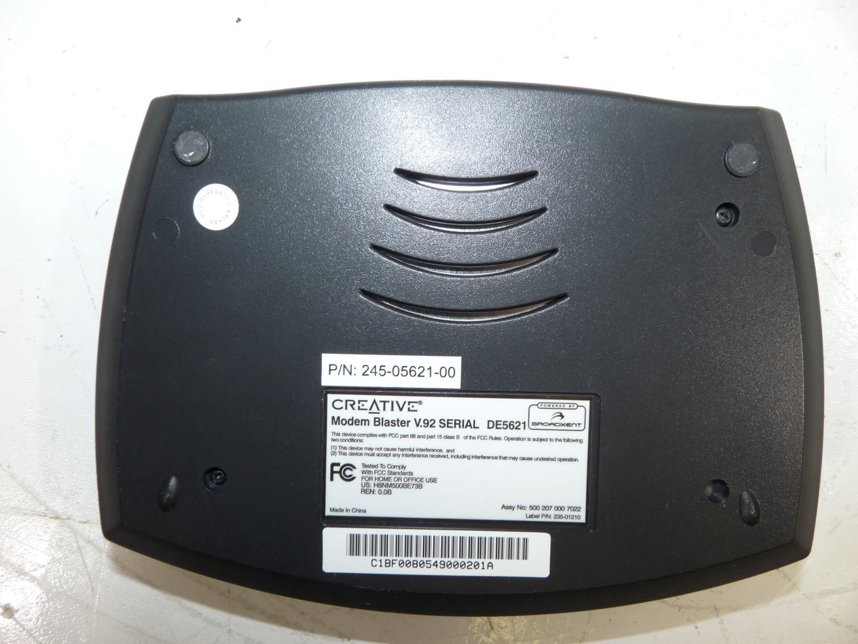 Creative modem blaster de5621 drivers