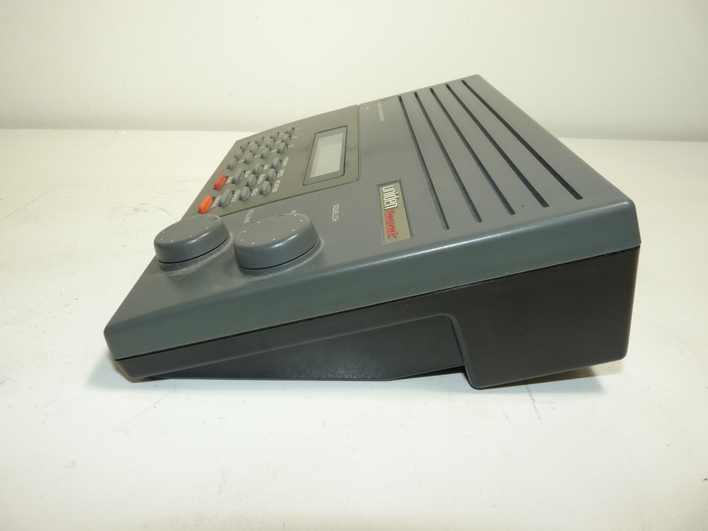 Uniden Bearcat BC-177XLT 16-Channel Scanning Radio (NO Power Supply) Used