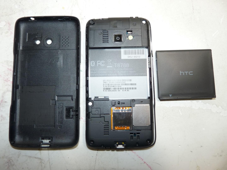 htc surround pd26100 windows phone 7 factory reset at t 821793007676 rh ebay com HTC Radar Windows Phone Verizon HTC Windows Phone 7
