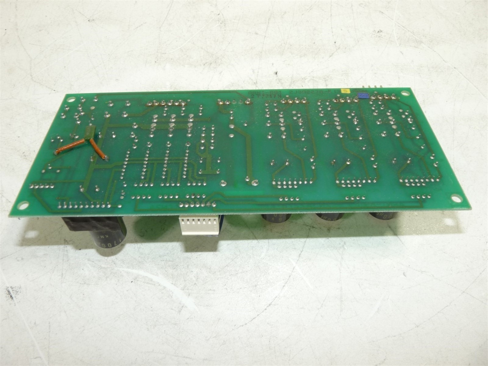 Details about Toshiba ARNI-891D 5-2N3A2278-E10 Drive Board Untested AS-IS