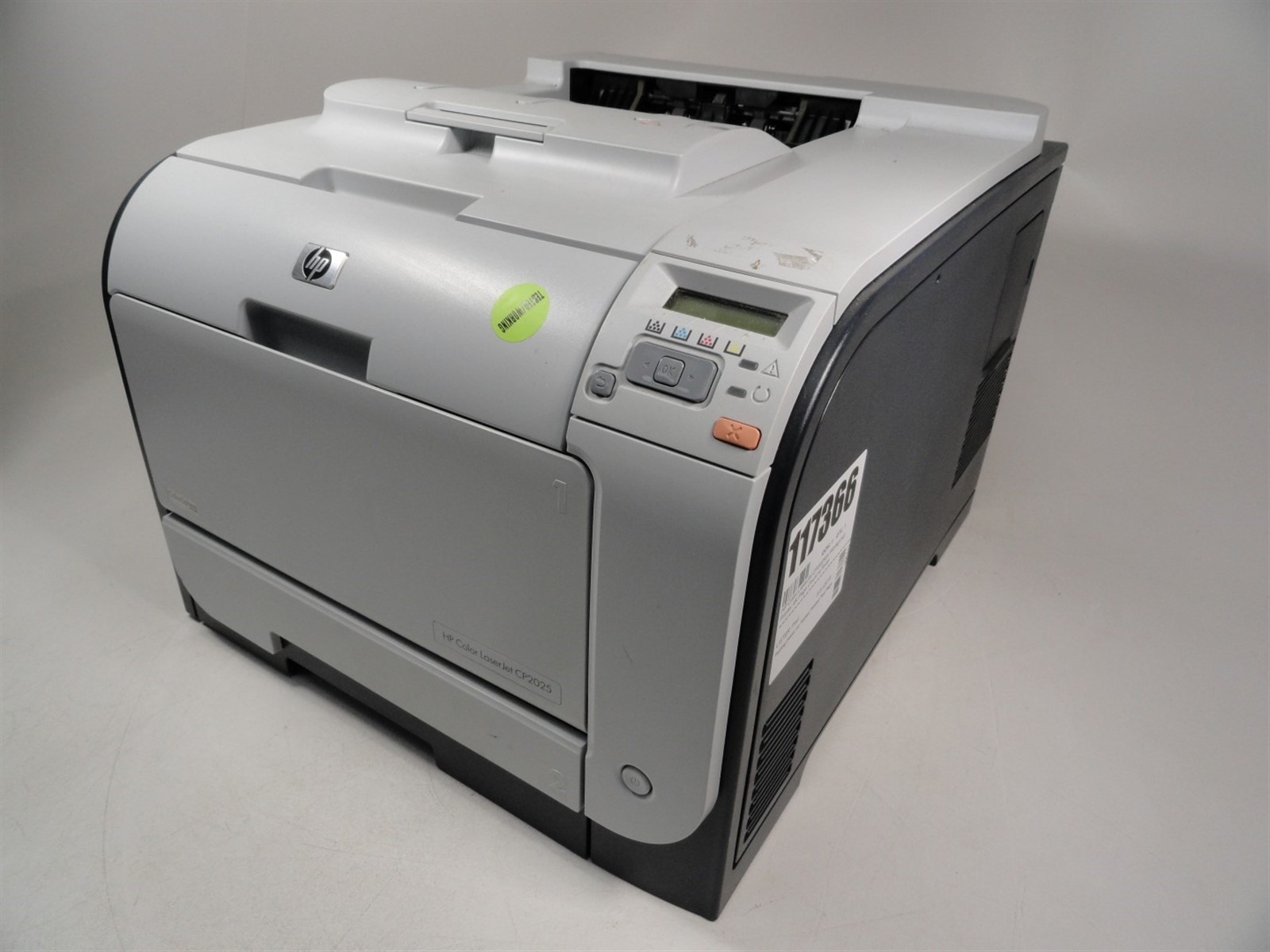 Details about HP Color LaserJet CP2025dn Workgroup Printer 4K Page Count  with Toner