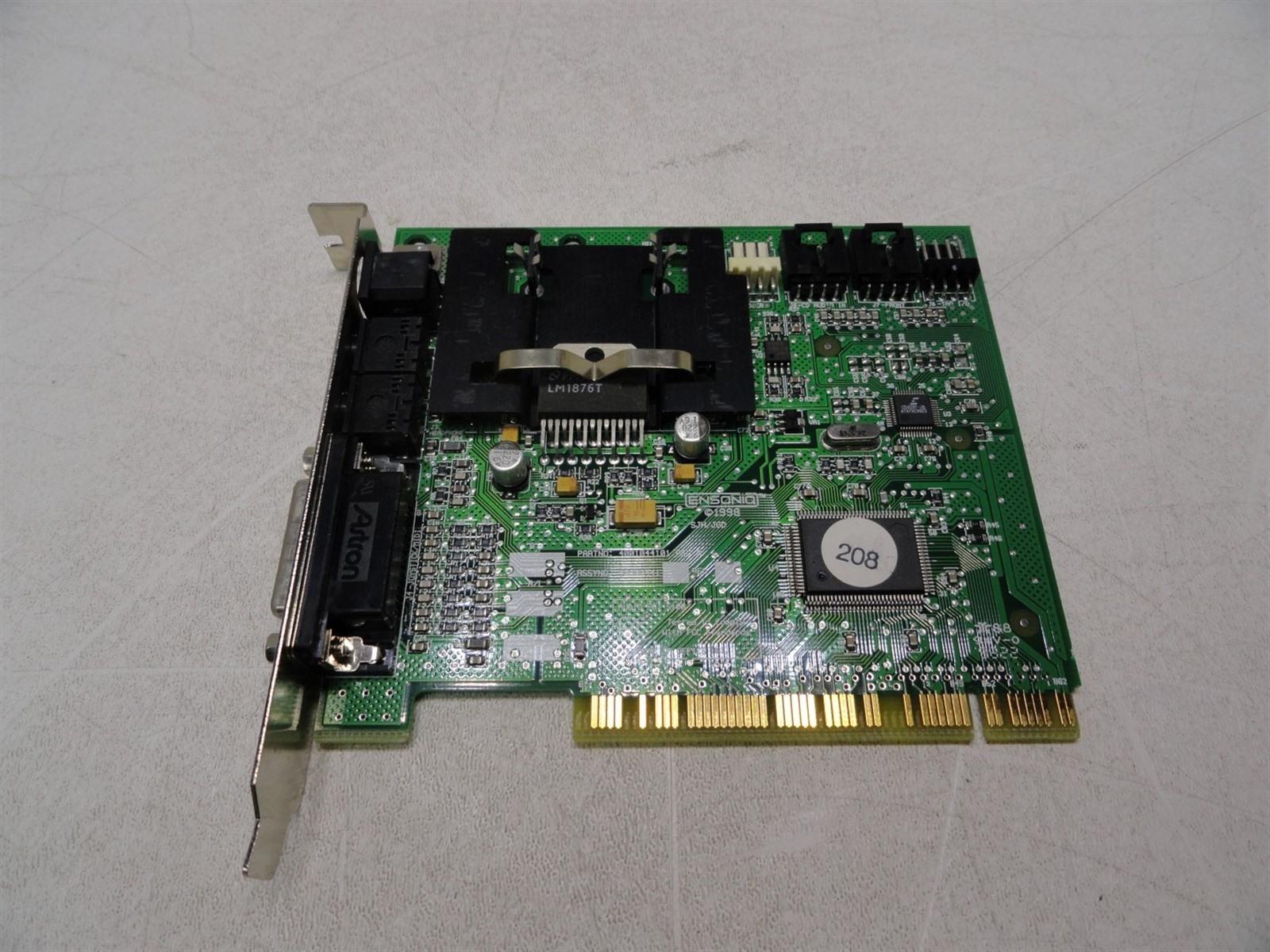 TVOne Multimedia Solutions A-19095-01 Zenith Scan Converter Module
