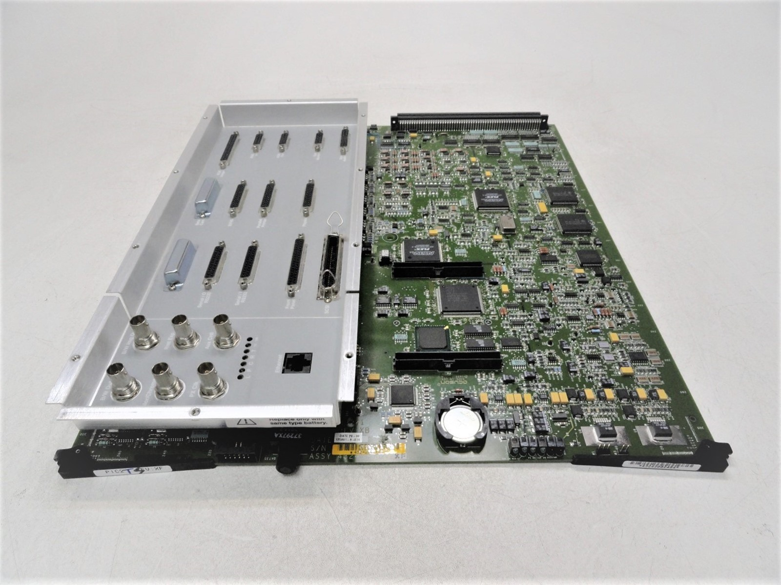 Details about Acuson PIC2 43241 Rev. XF Assembly Board for Siemens Sequoia  512 System