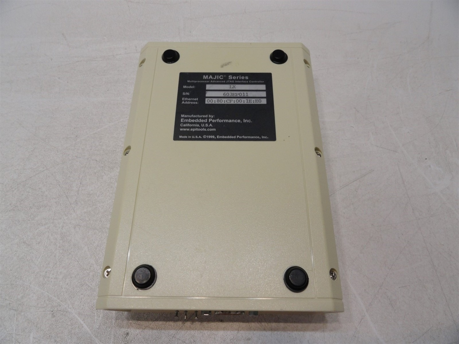 NEW EPI MAJIC-LX Multi-Processor Advanced JTAG Interface Controller Complete